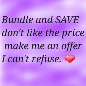 Always bundle and SAVE! 👗👖👜👠👟👙👒👡👕